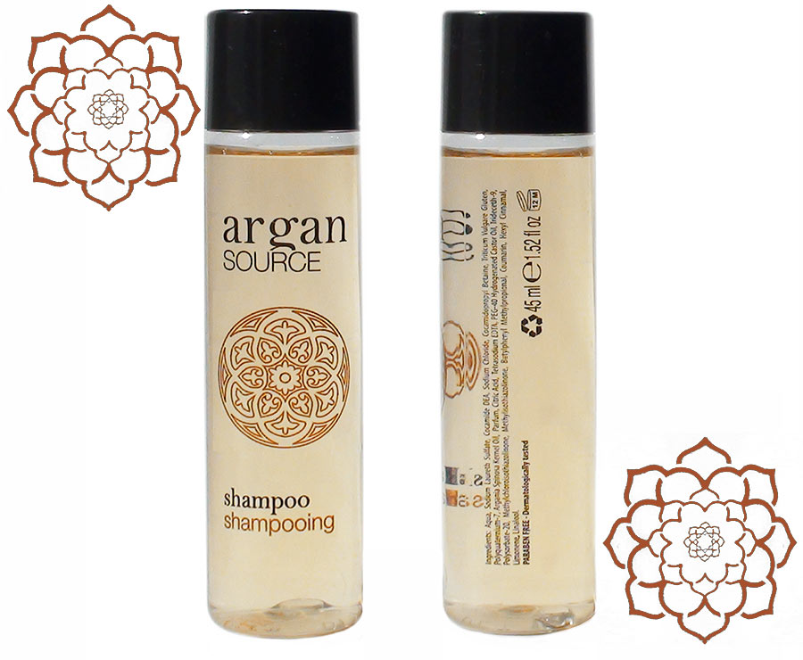 FREE Argan Source shampoo...